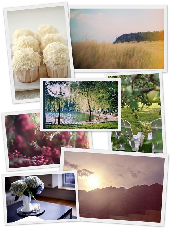 inspirational photo collage, фото для вдохновения, счастье в картинках
