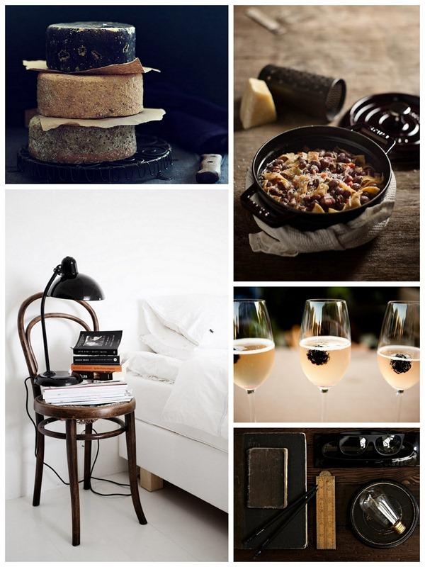 black, фотоколлаж, черный цвет, декор и детали, фотографии для вдохновения