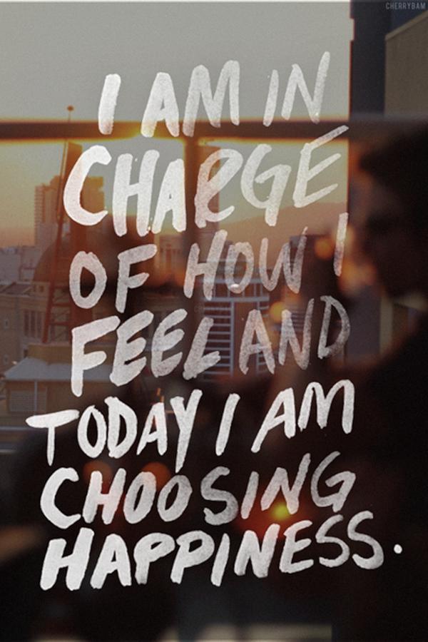 Сегодня я выбираю счастье!
