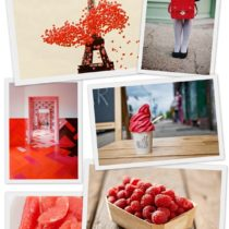 {Red} inspirational pictures