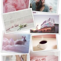 {happy in pink}