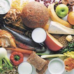 Расчет калорий в продуктах