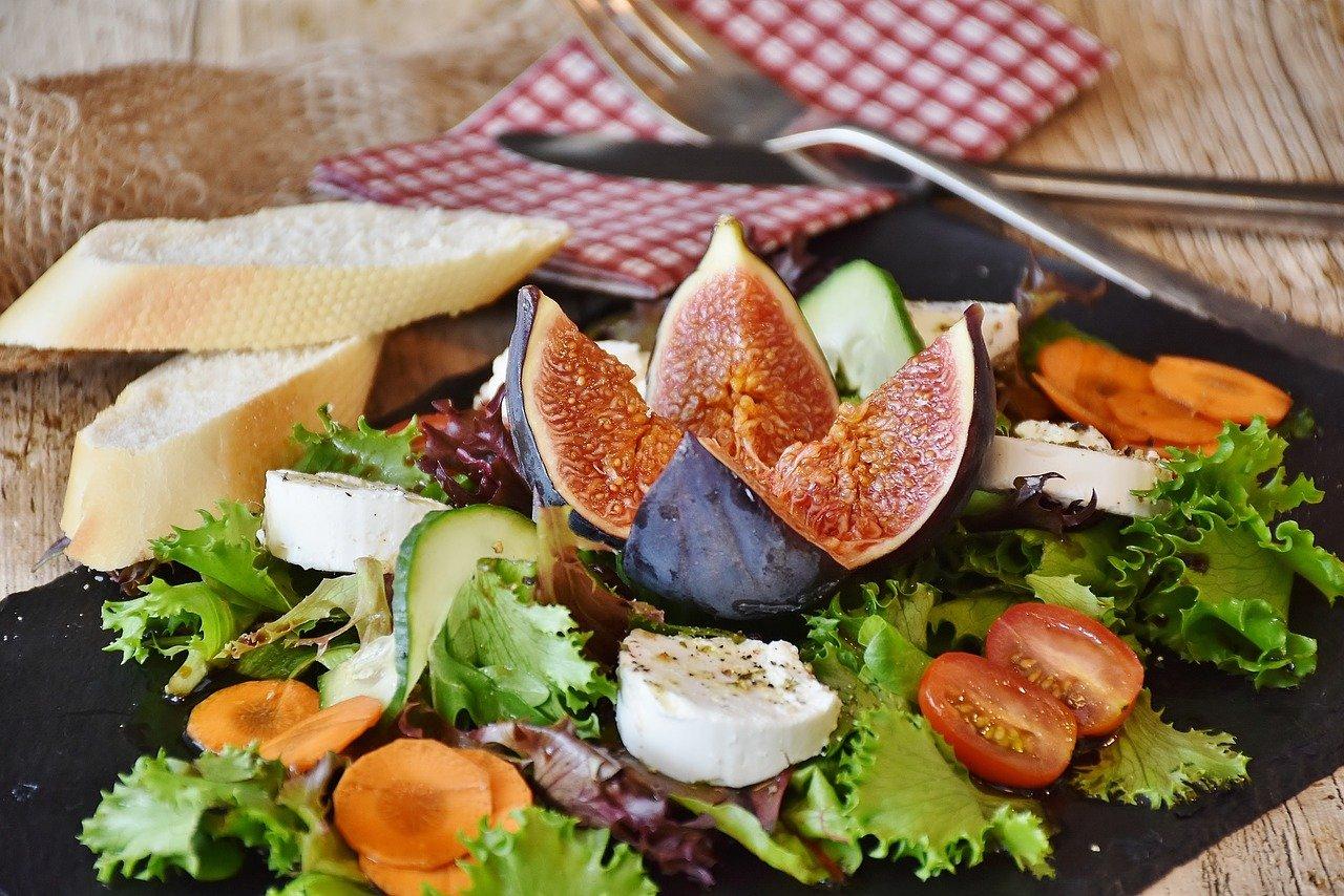 Красивая еда и рубрика