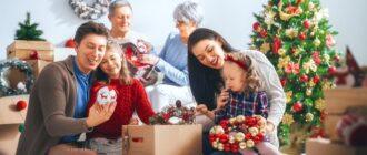 Традиции семьи: примеры